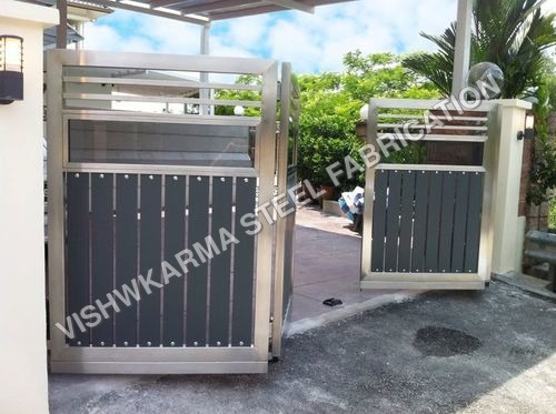 Fabricated Steel Gate