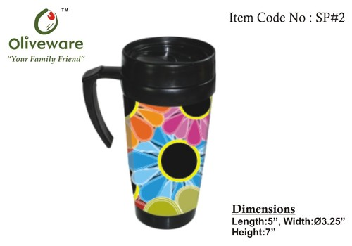Sipper with handle