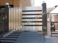 Stainless Steel Fabrication Gate