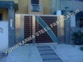 Industrial SS Sliding Gates