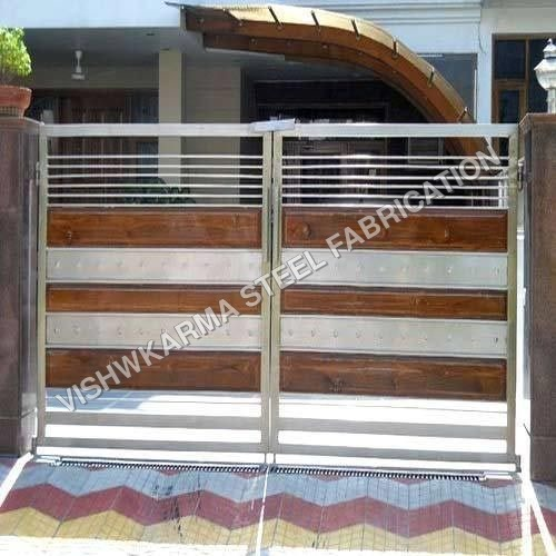SS gate for home
