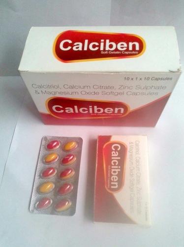 CALCIBEN CAPSULES