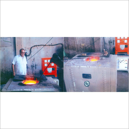 Non Ferrous Metal Melting Furnace