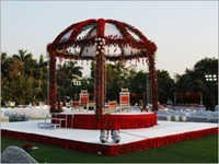 Mandap Decoration Item