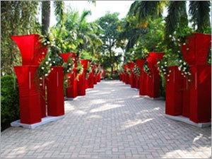 Gate Decoration Item