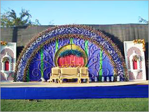 Designer Reception Stage