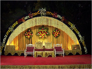 Theme Wedding Decoration Item