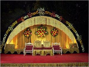 Theme Wedding Decoration Item