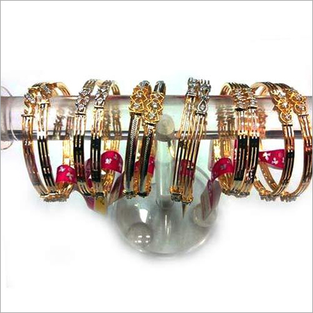 Multi Color CZ Bangle