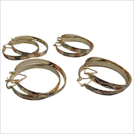 Gold Filled Hoop Earrings