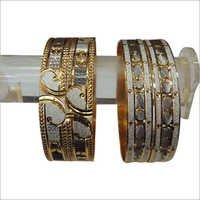 Three Tone Bracelet