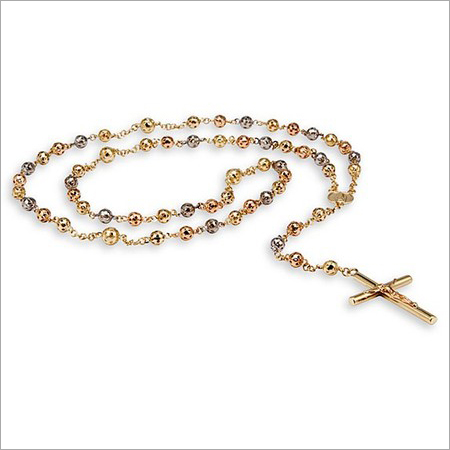 Designer Rosary Necklace