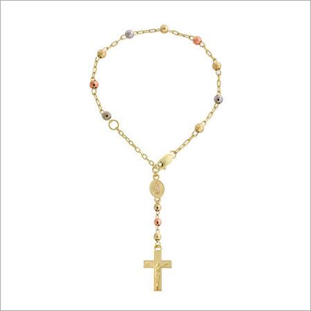 Tri Color Rosary Bracelets