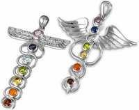 Beautiful Chakra Healing Pendant