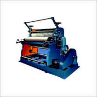 Vertical Type Corrugation Machine