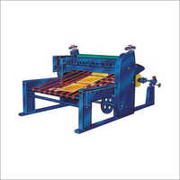 Gear Type Machine Sheet Cutter