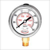 Liquid Filling SS Case Gauges