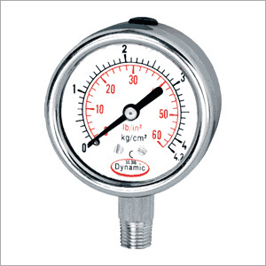 Stainless Steel Liquid Filling Gauges