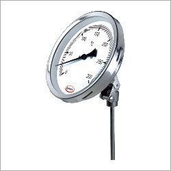 Bimetal Mercury Gas Thermometers