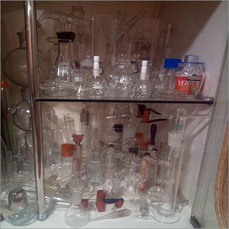 Lab Borosil Glassware