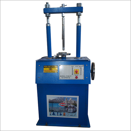 Stability Test Apparatus