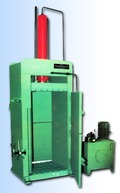 Hydraulic Bale Pressing Machine