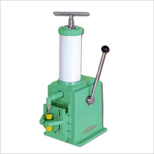 Vertical Top Roller Greasing Machine