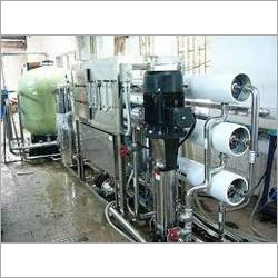Water Reverse Osmosis Plant