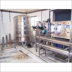 Water Treatment Solution Plant