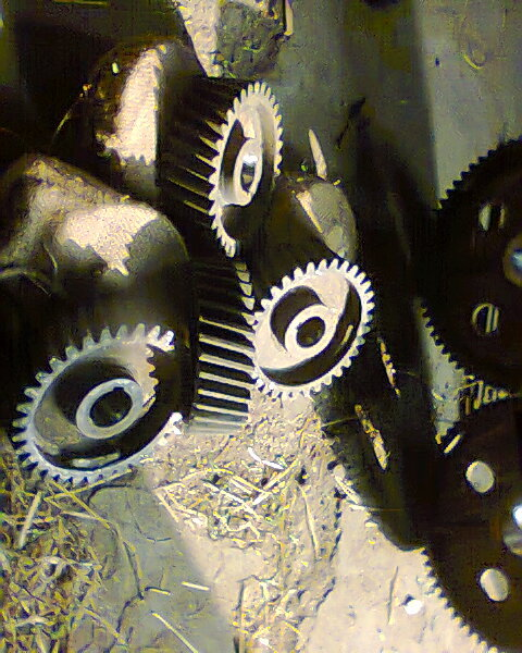 Oil Mill Spares