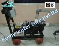 Suction Sweeper Machine MS Trolley