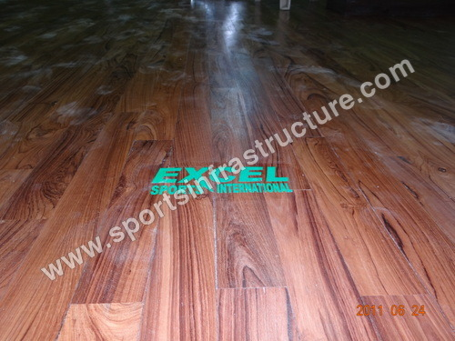 Basketball Court Wooden Floorings
