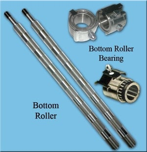 Bottom Rollers