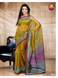 Colorful Sarees
