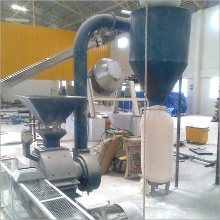 Wheat Pulverizing Machine