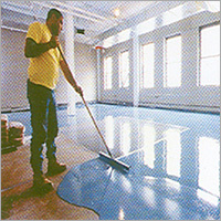 Self Leveling Epoxy Flooring