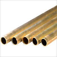 Straight Brass Tube