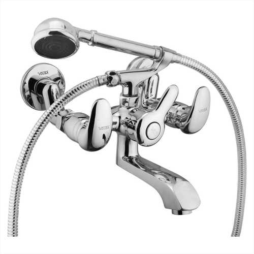 Bathroom Wall Mixer with Crutch