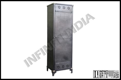 Single Door Industrial Almirah