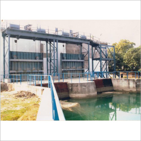 Intake Gate For Irrigation Project