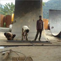 Fabrication Of Penstock