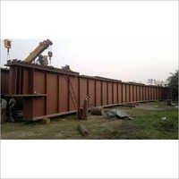 Bridge Girder Assembly At Work Shop