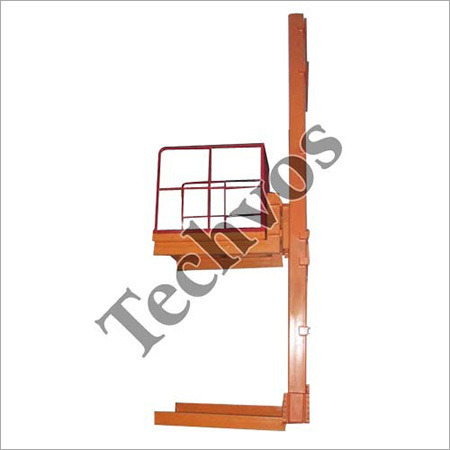 Hydraulic Vertical Lifts