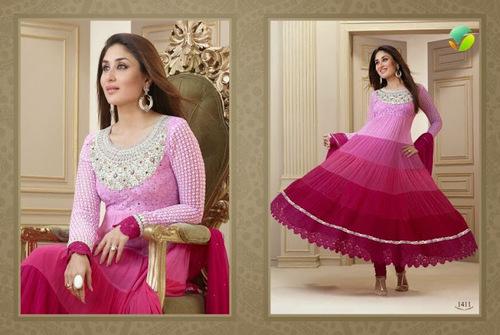 Latest Kareena Kapoor Designer Slwar Suit Collection