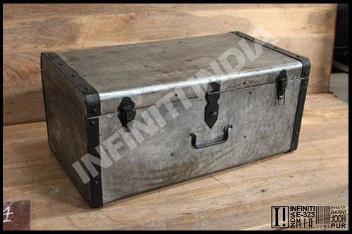 Industrial Metal Storage Box