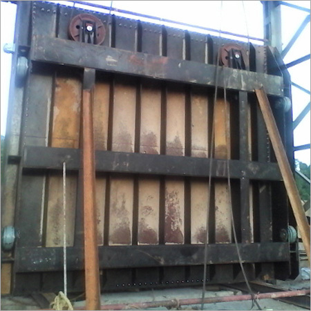 Intake Gate for Hydro Electric Project