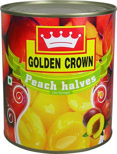 Peach Halves Premium