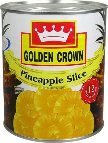 Pineapple Slice Premium