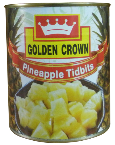 Pineapple Tidbit