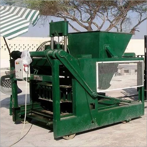 Fully Automatic Egg Laying Concrete Block Machine